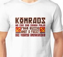 Komrads...What a Facist. T-Shirt