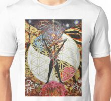 The Creatrix- Goddess Trinity, Part 3 Unisex T-Shirt