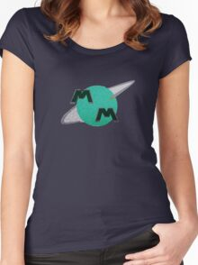 Meteor Man Women's Fitted Scoop T-Shirt