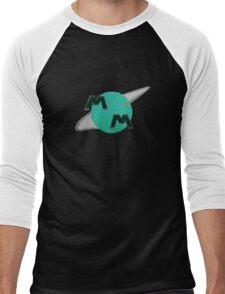 Meteor Man Men's Baseball ¾ T-Shirt