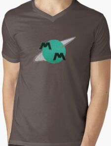 Meteor Man Mens V-Neck T-Shirt
