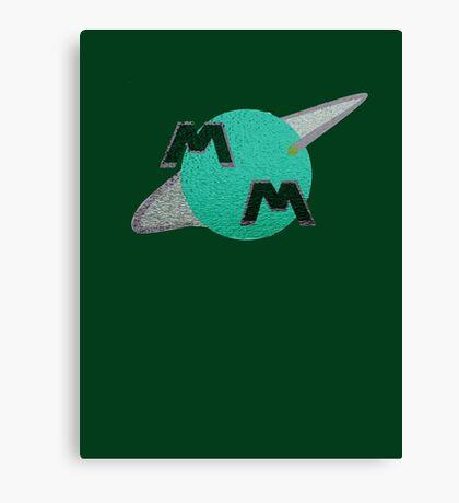 Meteor Man Canvas Print