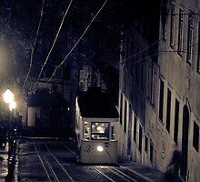 The Funicular by damokeen