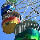 Ferris Wheel by Kezzarama