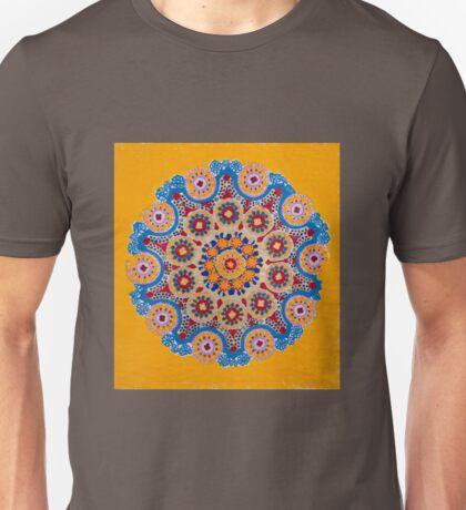 Doily Joy- Original Mandala Unisex T-Shirt