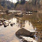 Rivers Of Northern California by NancyC