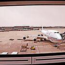 airport by Amagoia  Akarregi