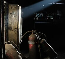 Extinguishers by Jay Brooks