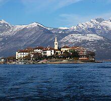Lake Como -Italy by Nala