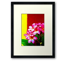 Choose me~ Framed Print