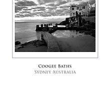 Coogee Baths, Sydney, Australia by djkphotoart
