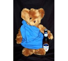 Toga Party Bear Photographic Print