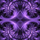 Purple Patterns by walstraasart