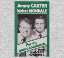 Carter y Mondale by shirtshop