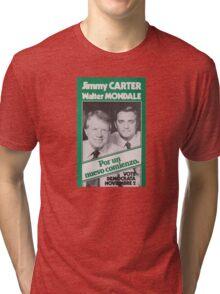 Carter y Mondale Tri-blend T-Shirt
