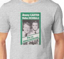 Carter y Mondale Unisex T-Shirt