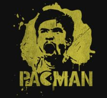 Manny Pacman Pacquiao Graffiti shirt and more by ChiefRed