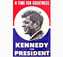 Kennedy: A Time For Greatness T-Shirt