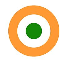 Indian Air Force - Roundel Photographic Print