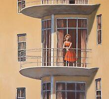 Ocean Hotel by StellaArt