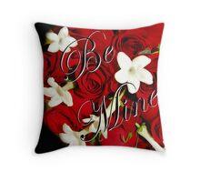 Valentine - Be Mine Throw Pillow
