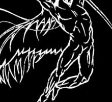 Sticker! Led Highwind: One-Winged Angel Sticker