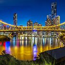 Story Bridge- Brisbane Queensland by Mark  Lucey