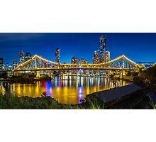Story Bridge- Brisbane Queensland Photographic Print
