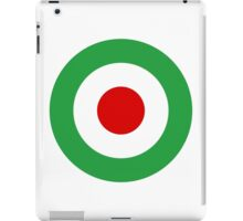 Iranian Air Force - Roundel iPad Case/Skin