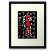 The Merc with the Mouth Framed Print