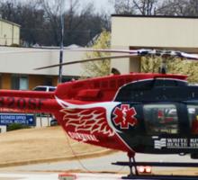 New Chopper Sticker