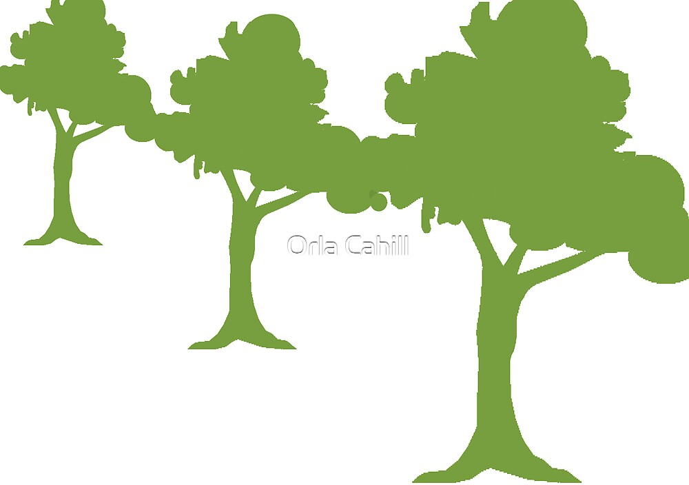 Trees by Orla Cahill