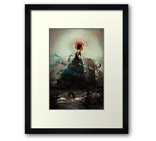 Witchcraft Framed Print