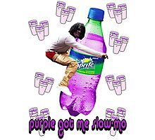 dirty sprite chief keef v2.0 Photographic Print