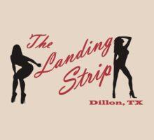 The Landing Strip - Friday Night Lights by shirtshop