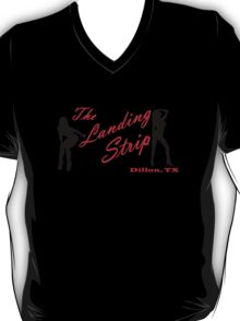 The Landing Strip - Friday Night Lights T-Shirt