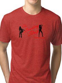The Landing Strip - Friday Night Lights Tri-blend T-Shirt