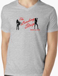 The Landing Strip - Friday Night Lights Mens V-Neck T-Shirt