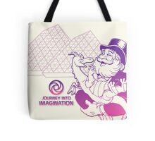 Journey into Imagination with Dreamfinder and Figment Tote Bag
