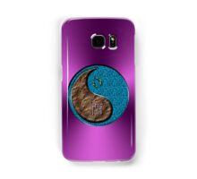 Taurus & Rooster Yin Water Samsung Galaxy Case/Skin