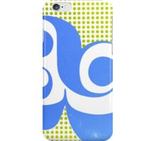 Ampersand - Solar Plate Print Making iPhone Case/Skin