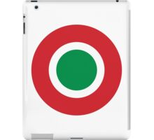 Italian Air Force - Roundel iPad Case/Skin
