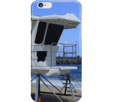 Cottesloe Lifesaver (2) iPhone Case/Skin