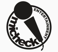 micheckent.com - MICHECK ENT LOGO - Black by Daimion John Peppers