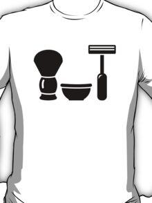 Barber shaving equipment T-Shirt