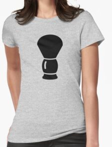 Shaving brush Womens Fitted T-Shirt