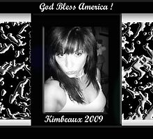 God Bless America by kimbeaux1969