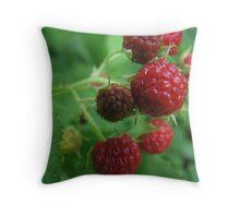 Berry Sweet Throw Pillow
