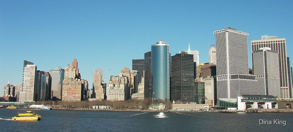 Manhattan  by Dina King