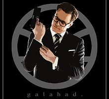Galahad. by AustralianSpy